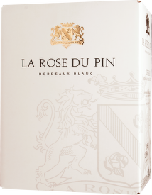 BIB 5l La Rose du Pin Bordeaux Blanc