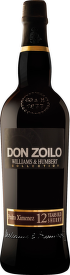 Sherry Don Zoilo Pedro Ximenez 12 Years Old