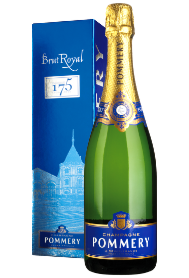 Pommery Brut Royal box 0,75l