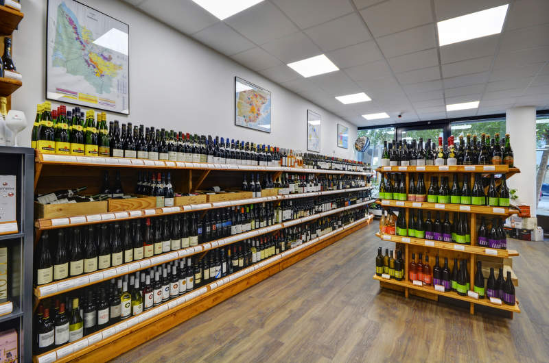 Global Wines & Spirits Anděl