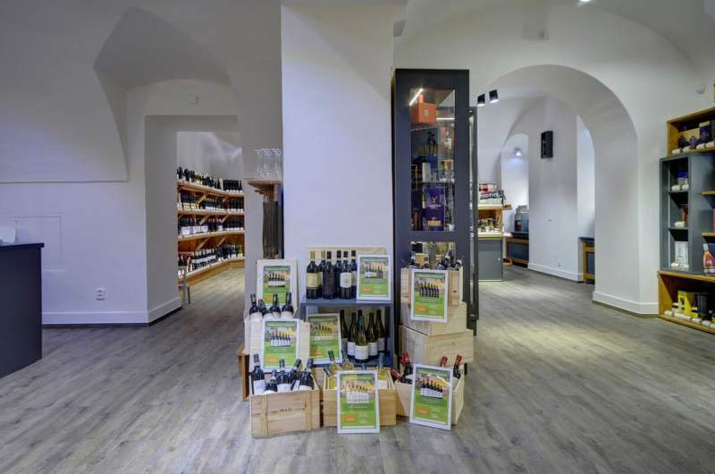 Global Wines & Spirits Panská