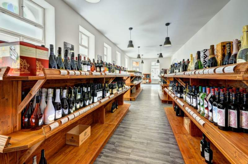 Global Wines & Spirits Brno